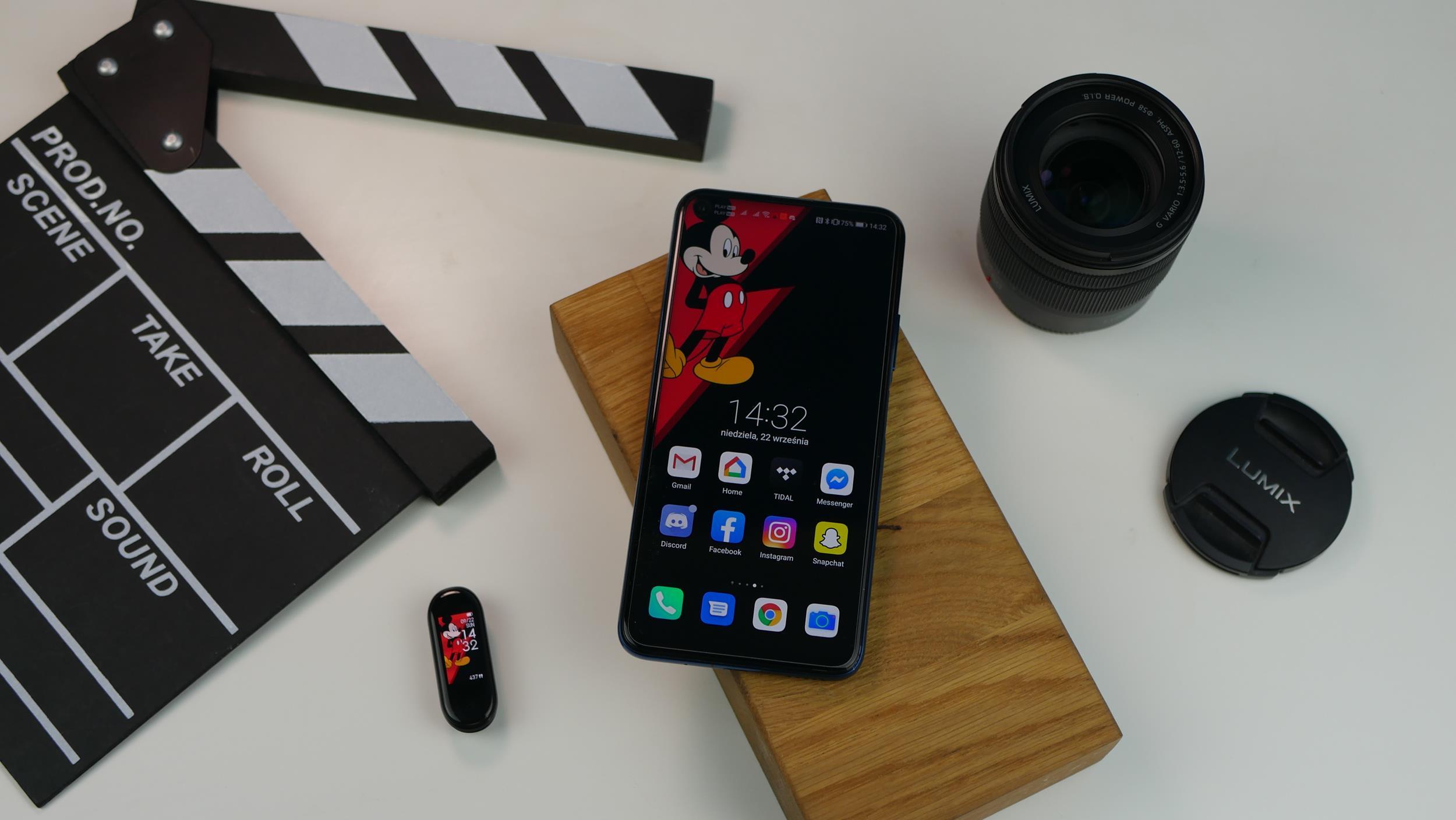 smartfon Honor 20 Pro smartphone
