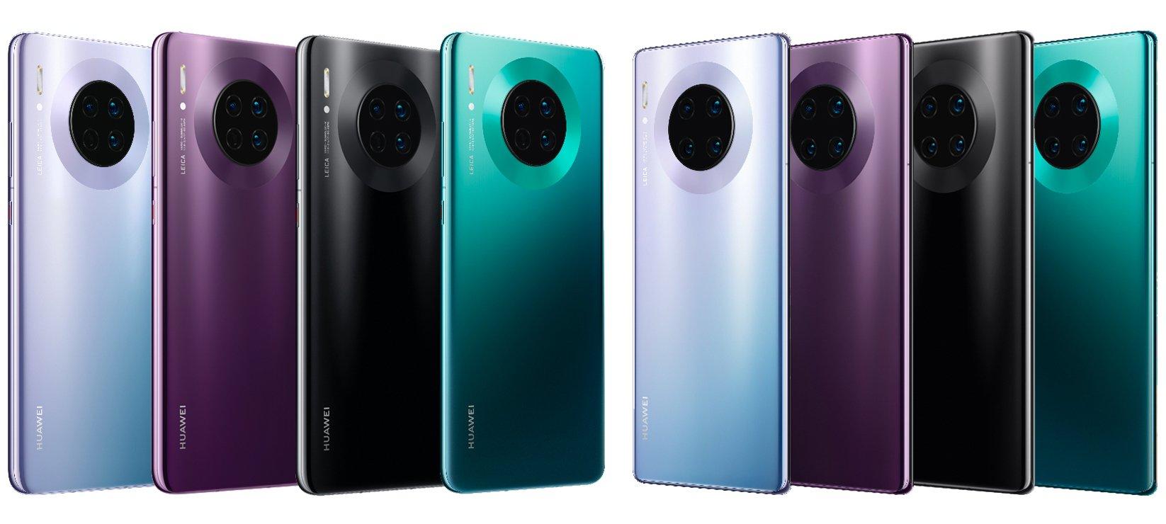 Huawei Mate 30 i Huawei Mate 30 Pro