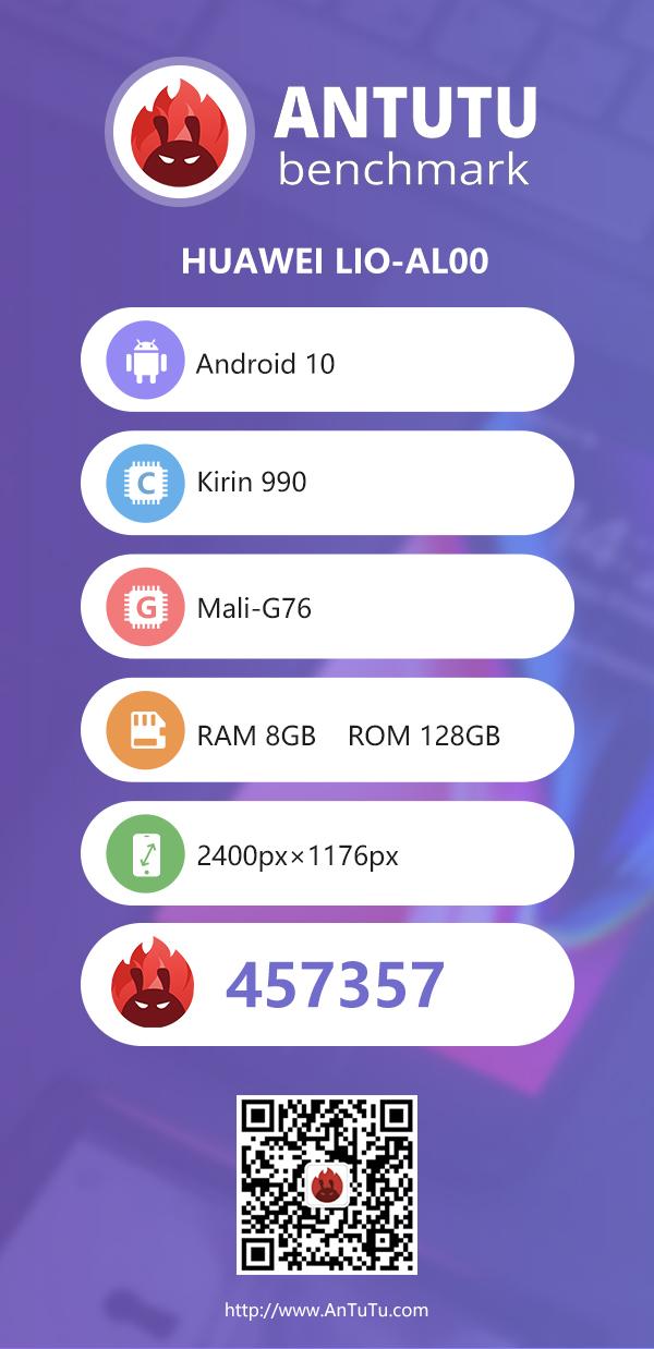 Kirin 990 w Mate 30 Pro jest wydajny, ale nie kosi konkurencji
