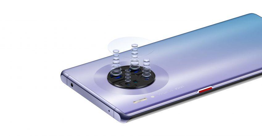 aparat w Huawei Mate 30 Pro