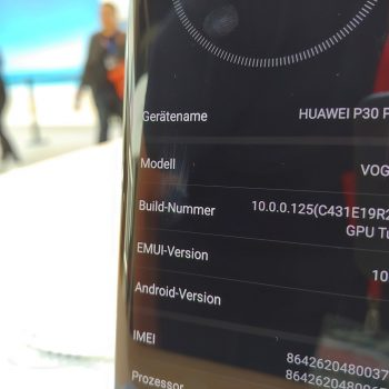 Huawei P30 Pro Android 10 EMUI 10