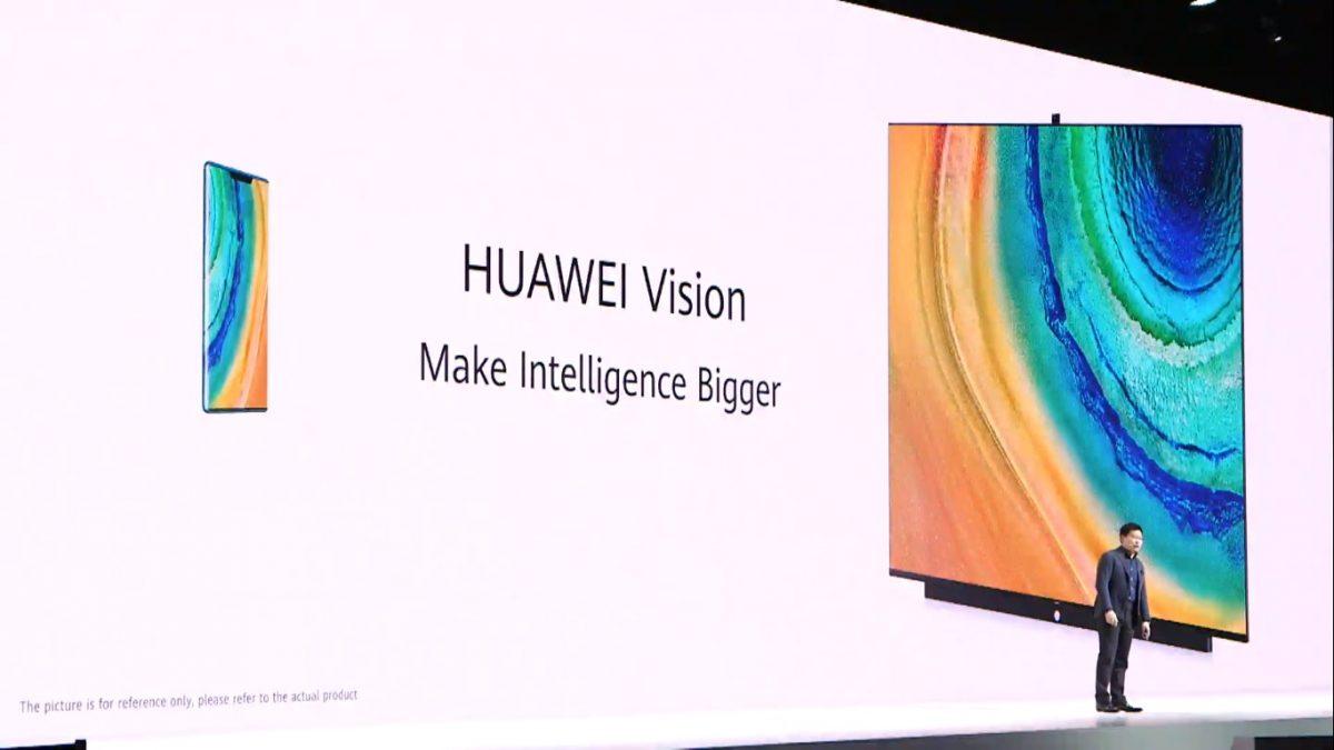 telewizor Huawei Vision