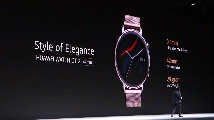 smartwatch Huawei Watch GT 2 42 mm