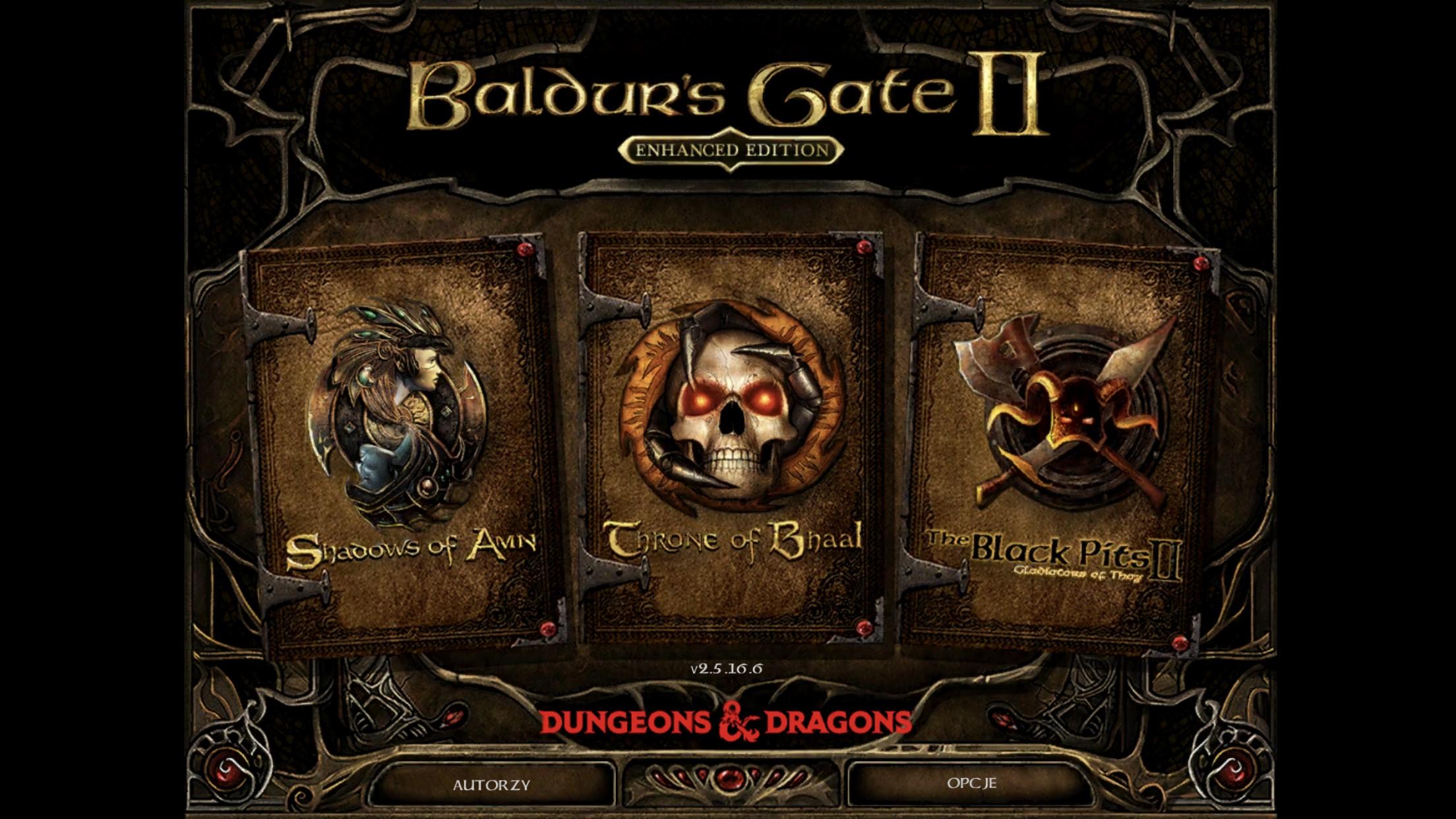 Baldur's Gate 2: Enhanced Edition po polsku - nie wierzę, że to przegapiłem