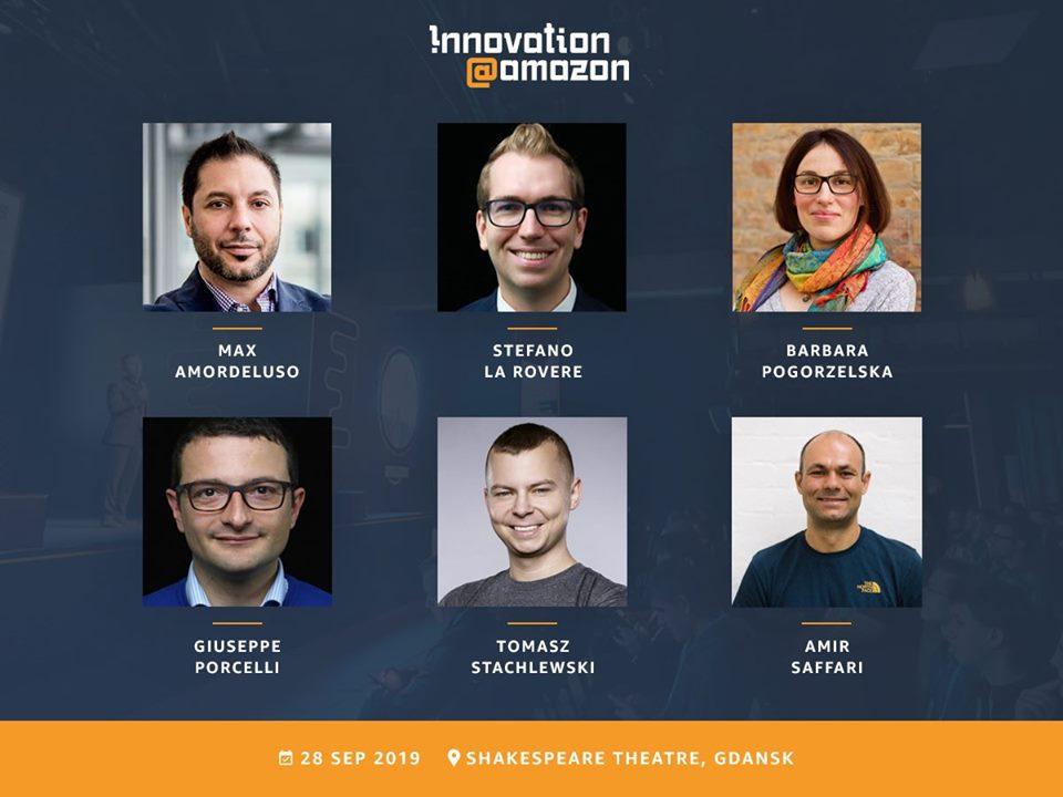 Zbliża się jedno z największych wydarzeń dla programistów i deweloperów w Polsce – konferencja Innovation@Amazon