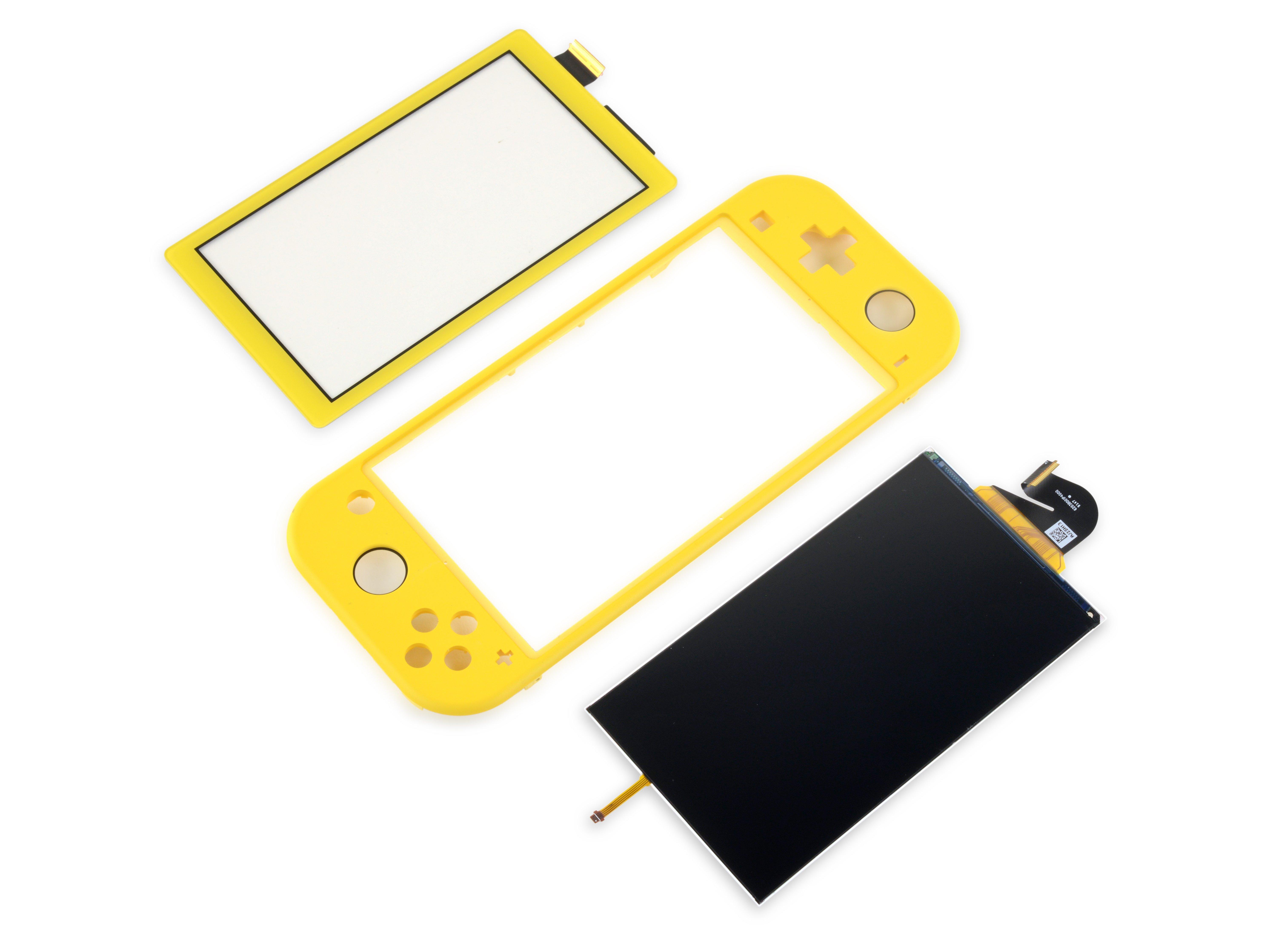 Nintendo Switch Lite jest trudniejszy w naprawie niż standardowy Switch