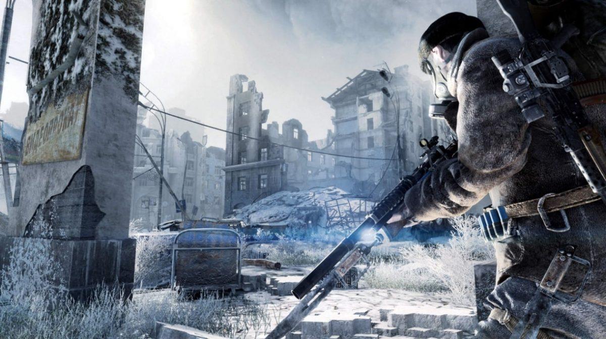 Metro 2033 Redux Epic Games Store