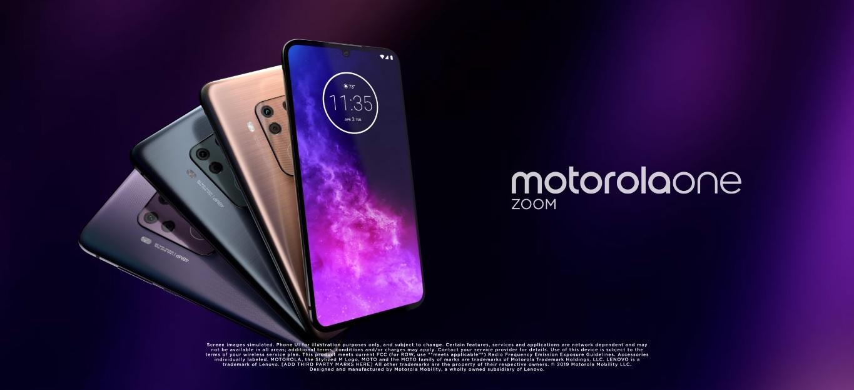 Motorola One Zoom i Moto E6 Plus oficjalnie. To może być hit