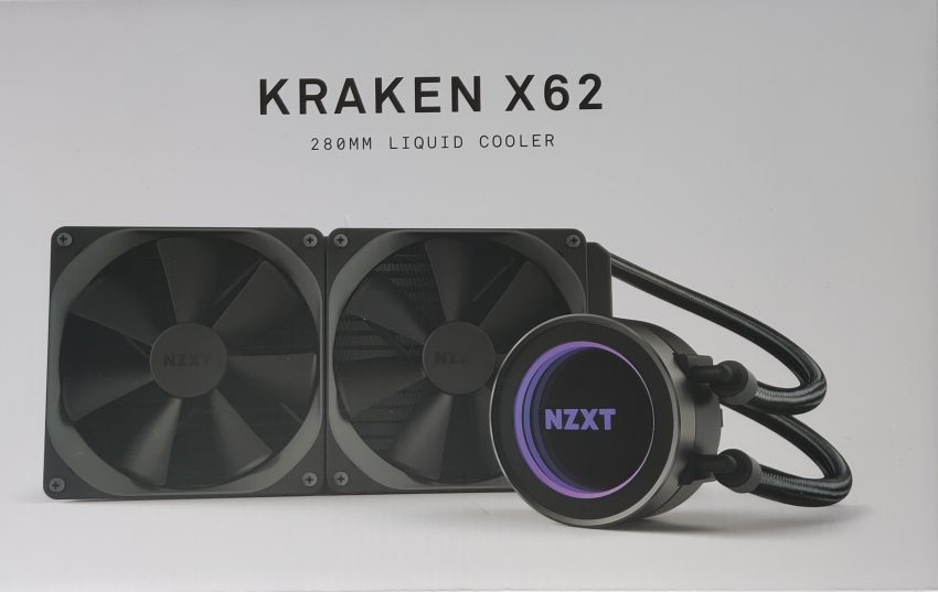 Test chłodzenia wodnego AiO NZXT Kraken X62 - uroczy ten potwór