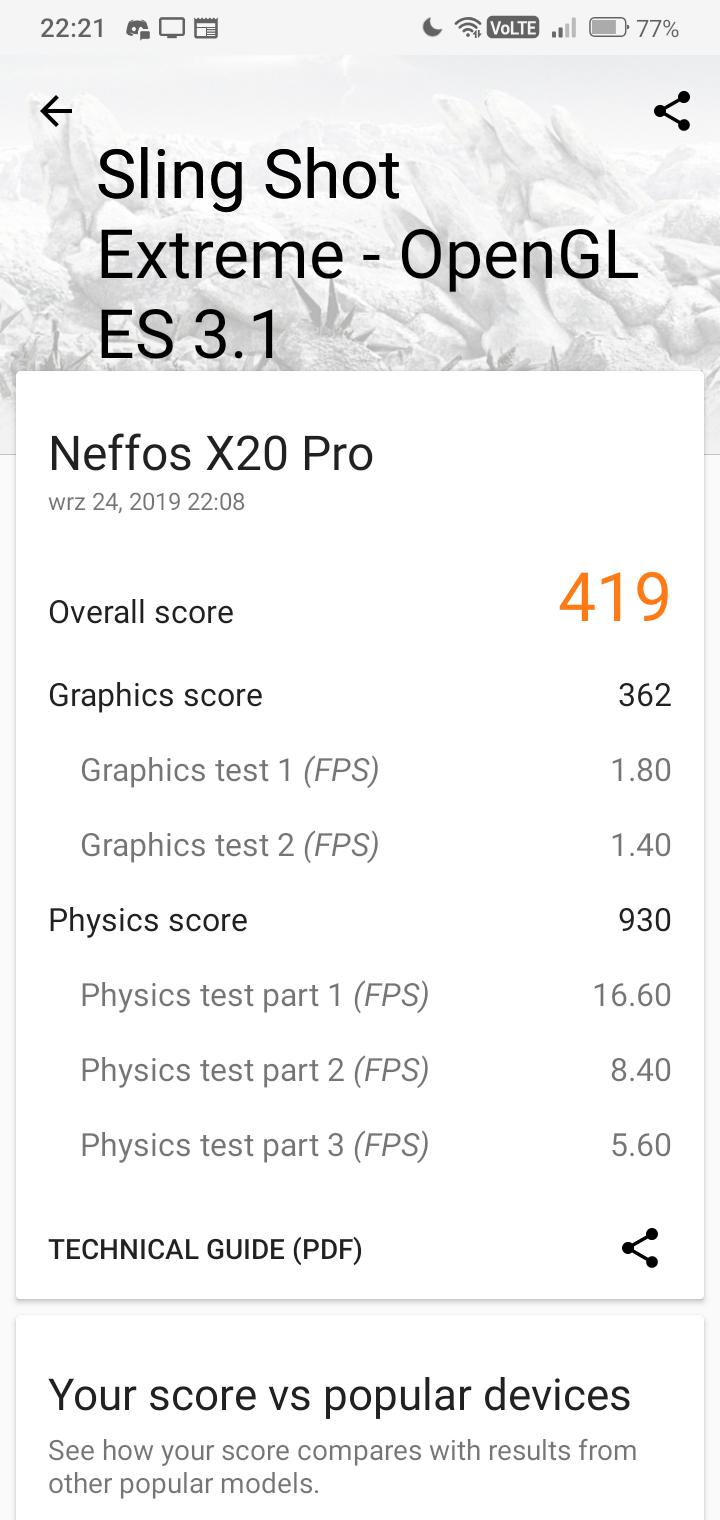 Neffos X20 Pro - ciekawy, ale z problemami (recenzja)
