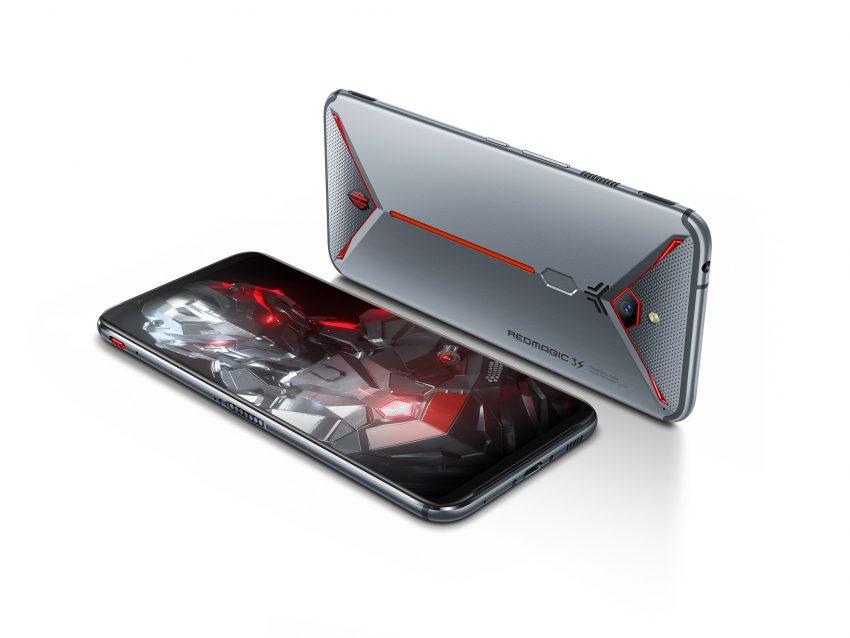 smartfon dla graczy Nubia Red Magic 3S