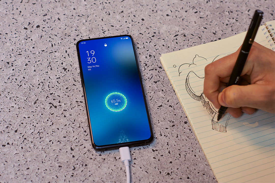 Oppo VOOC Flash Charge