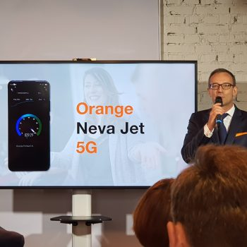 smartfon Orange Neva Jet 5G