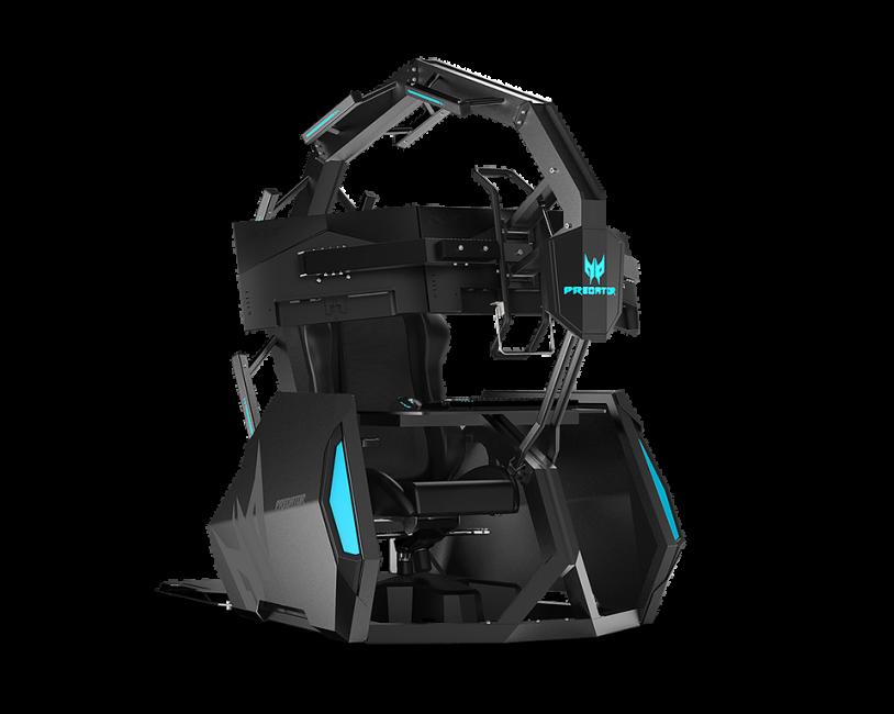[IFA 2019] Nowości od Acera: leciutki Swift 5, przenośny rzutnik i fotel dla graczy za 14 tys. dolarów