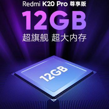 Nawet najbardziej wymagający użytkownik nie przejdzie obojętnie obok Redmi K20 Pro Exclusive Edition