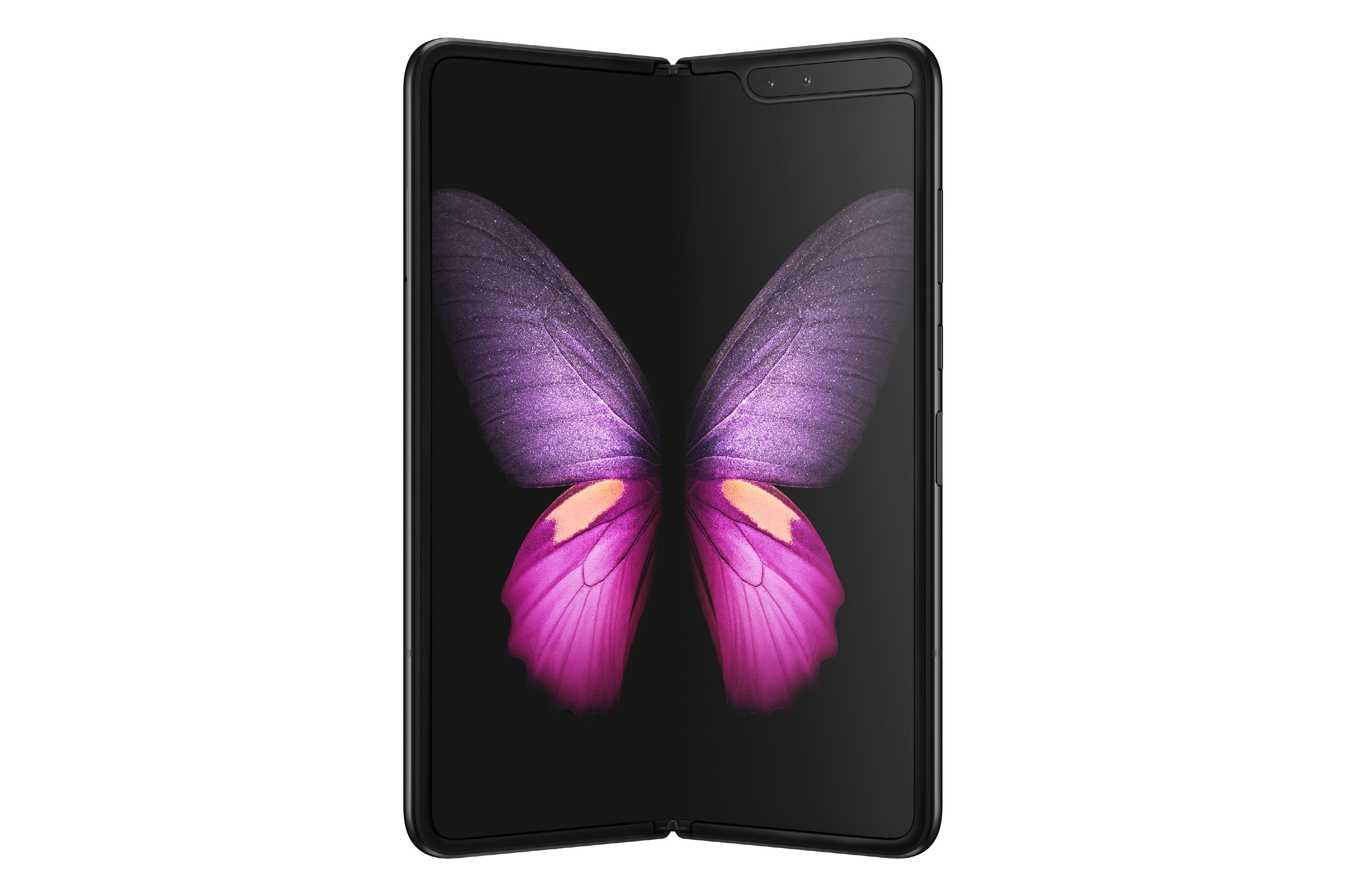 Wymiana ekranu w składanym Samsungu Galaxy Fold będzie tańsza niż w iPhone X