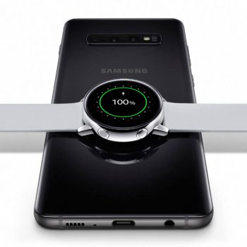smartfon Samsung Galaxy S10 smartwatch Samsung Galaxy Watch Active