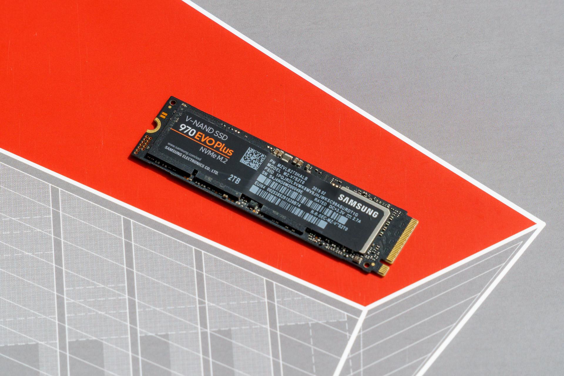 Samsung bije rekordy szybkości dysku SSD dzięki nowemu modelowi 980 Pro