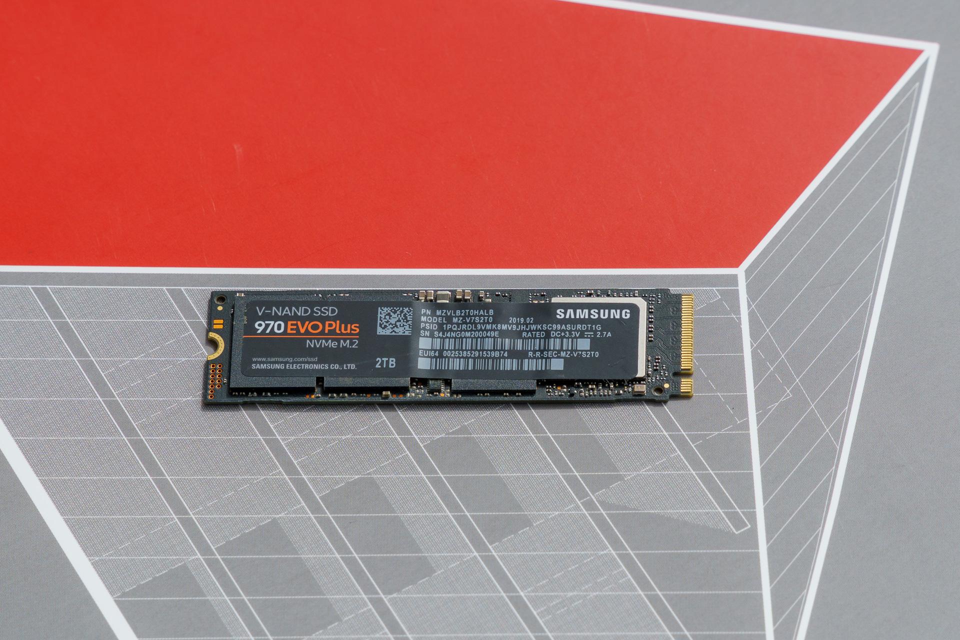 Dysk SSD Samsung 970 EVO Plus 2 TB - szybki jak błyskawica 21