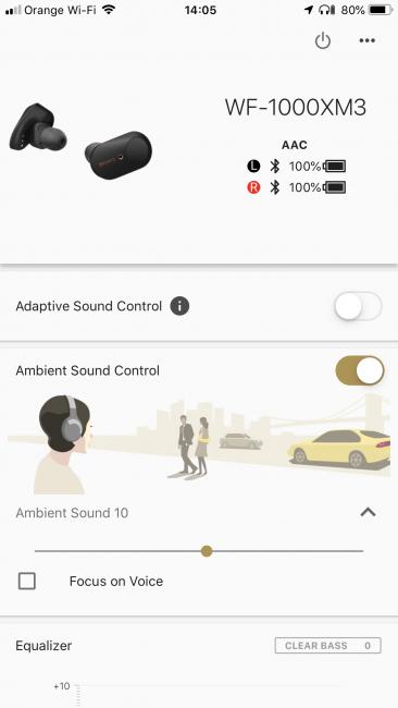 Sony WF-1000XM3 - tak się powinno robić aktywną redukcję hałasu 22
