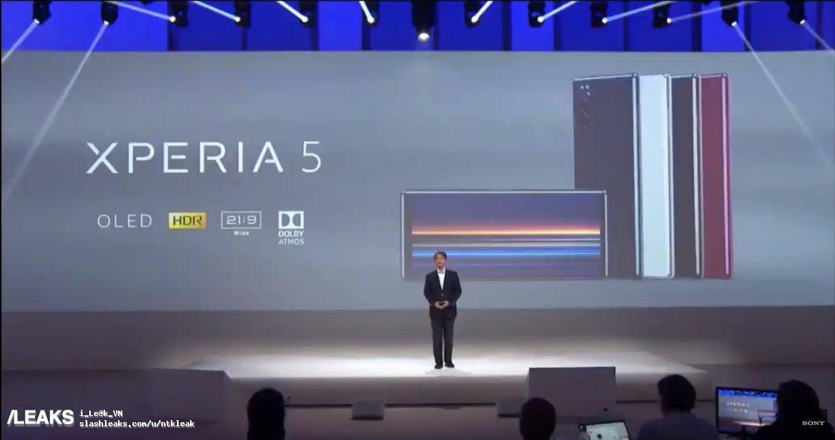smartfon Sony Xperia 5
