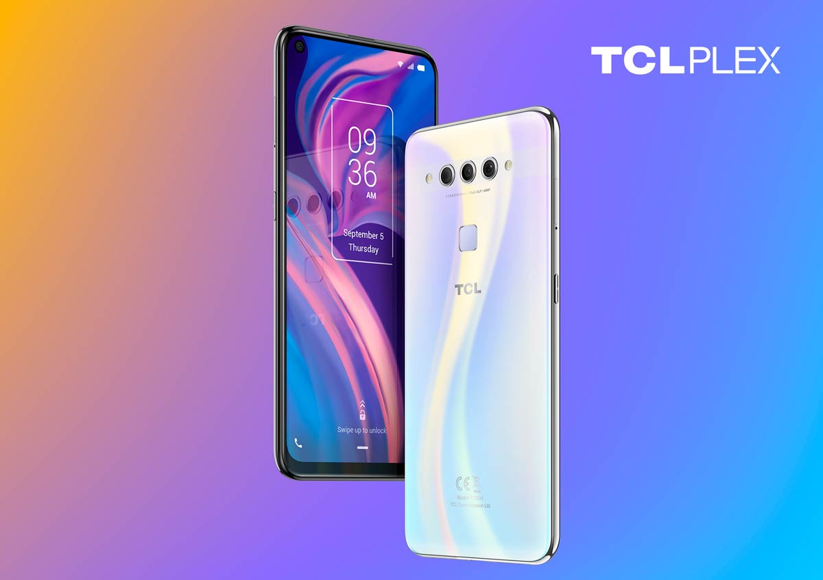 smartfon TCL PLEX