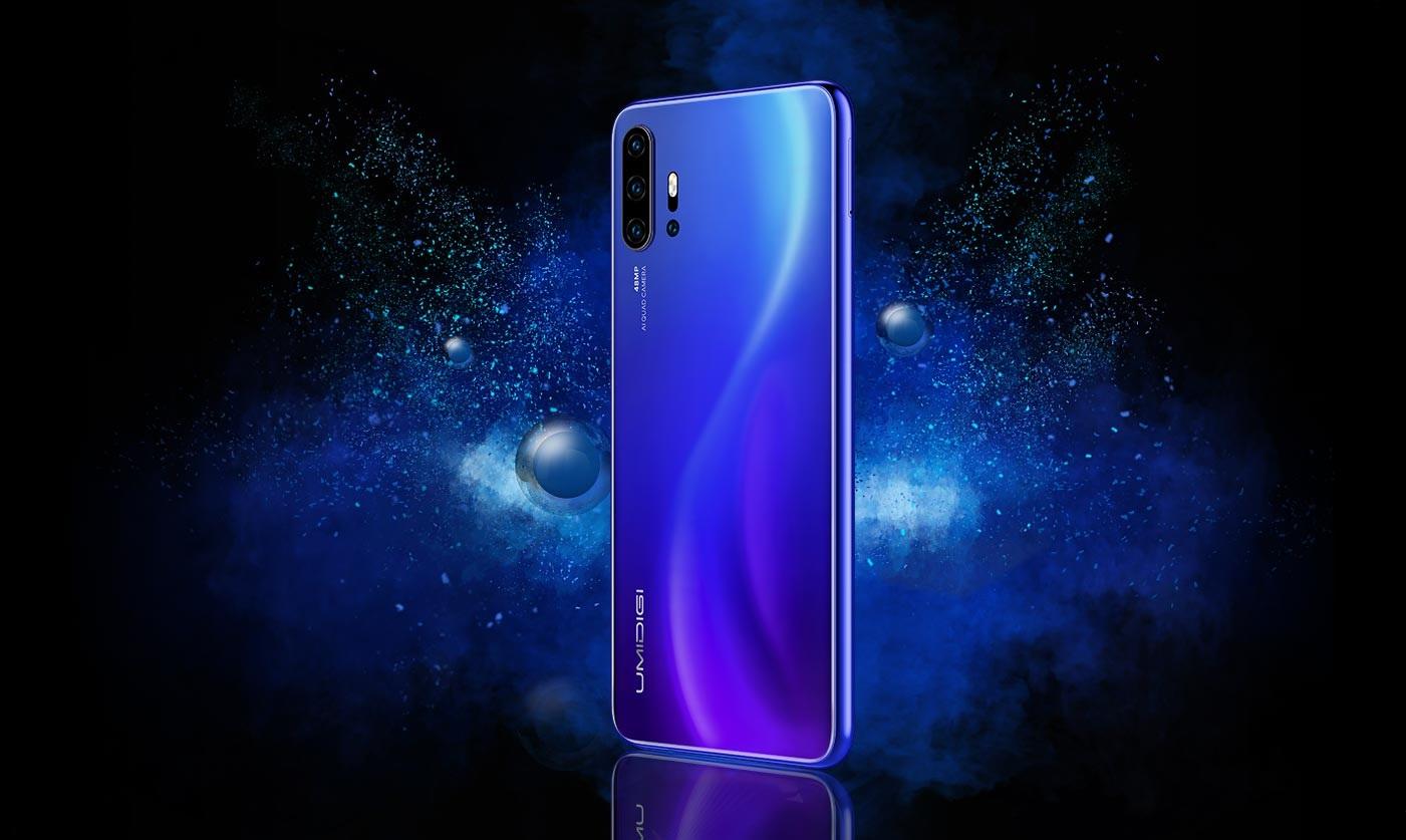 smartfon UMIDIGI F2