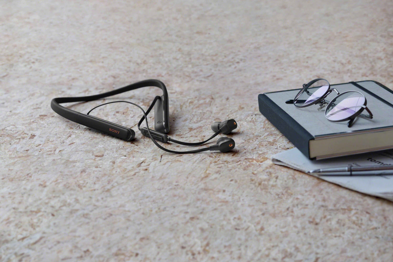Sony WI-1000XM2 - nowe słuchawki bezprzewodowe z pałąkiem na szyję