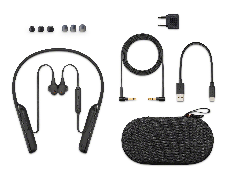 Sony WI-1000XM2 - nowe słuchawki bezprzewodowe z pałąkiem na szyję 21