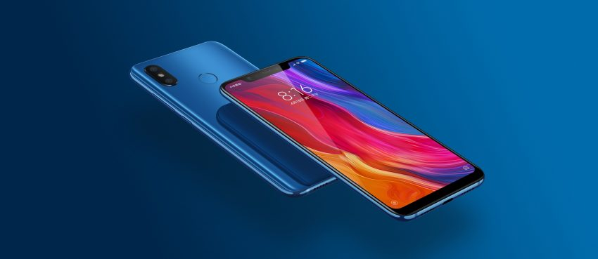 smartfon Xiaomi Mi 8