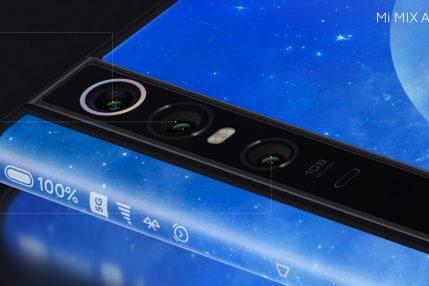 aparat w Xiaomi Mi MIX Alpha