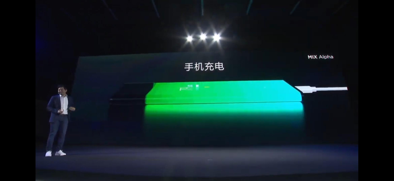 smartfon Xiaomi Mi MIX Alpha