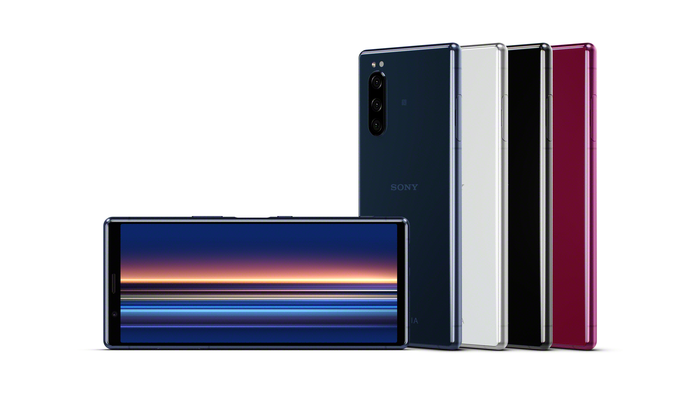 Pomysł Sony na smartfony - Xperia 5 zaprezentowana!