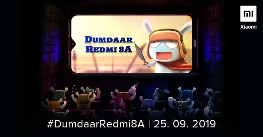 Zapowiedź premiery Redmi 8A