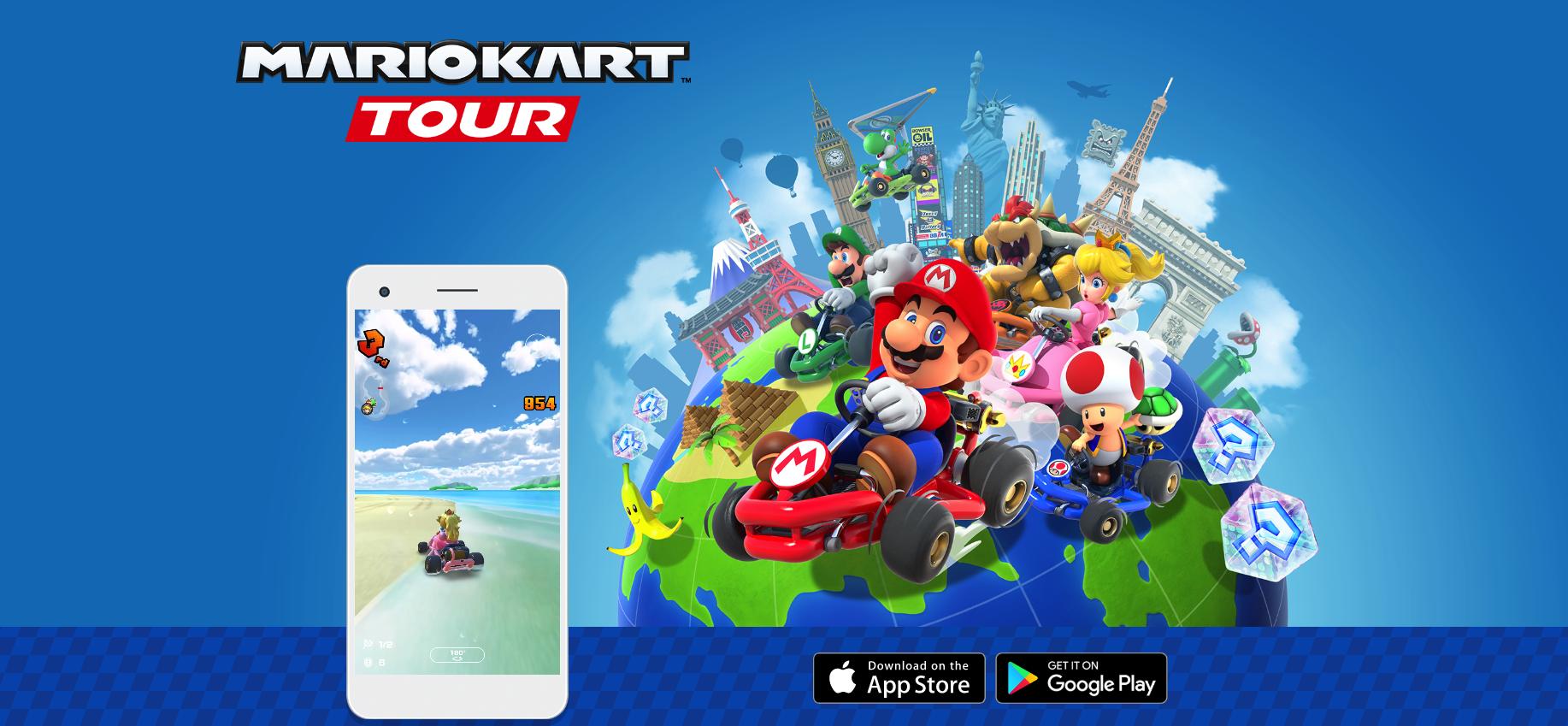 20 milionów pobrań Mario Kart Tour w ciągu 24 godzin 18