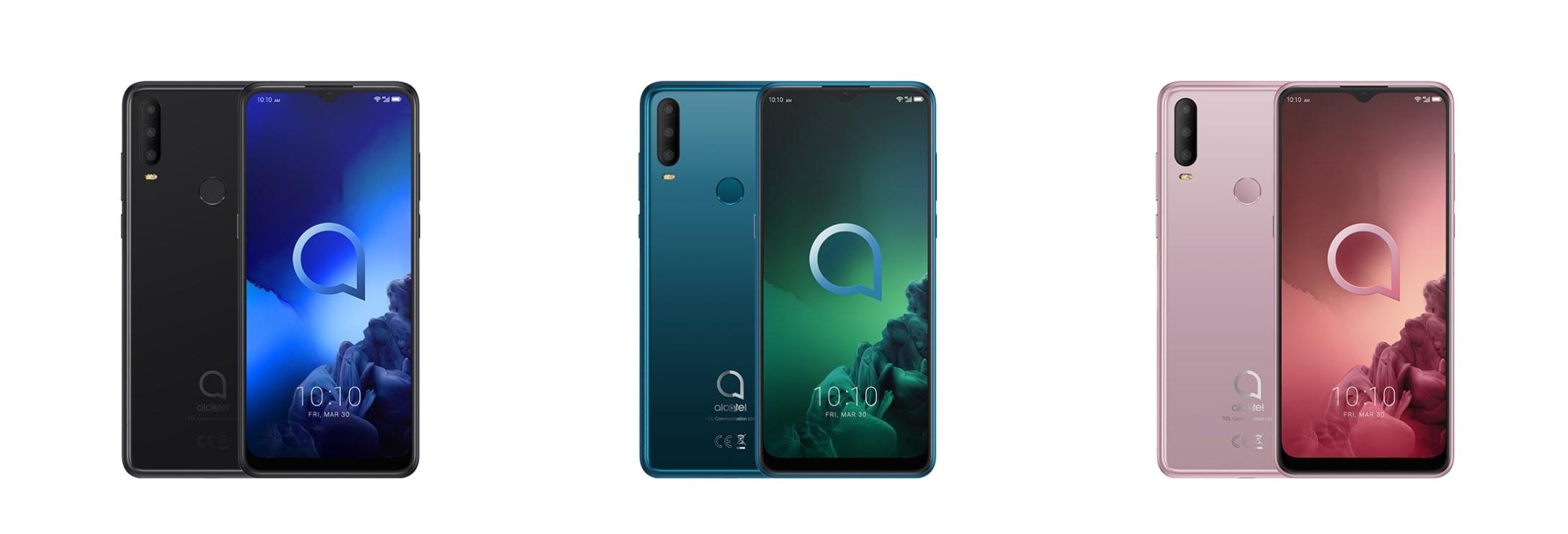 Alcatel 3x 2019 - cena smartfona w Polsce nie odbiega od dotychczasowych szacunków