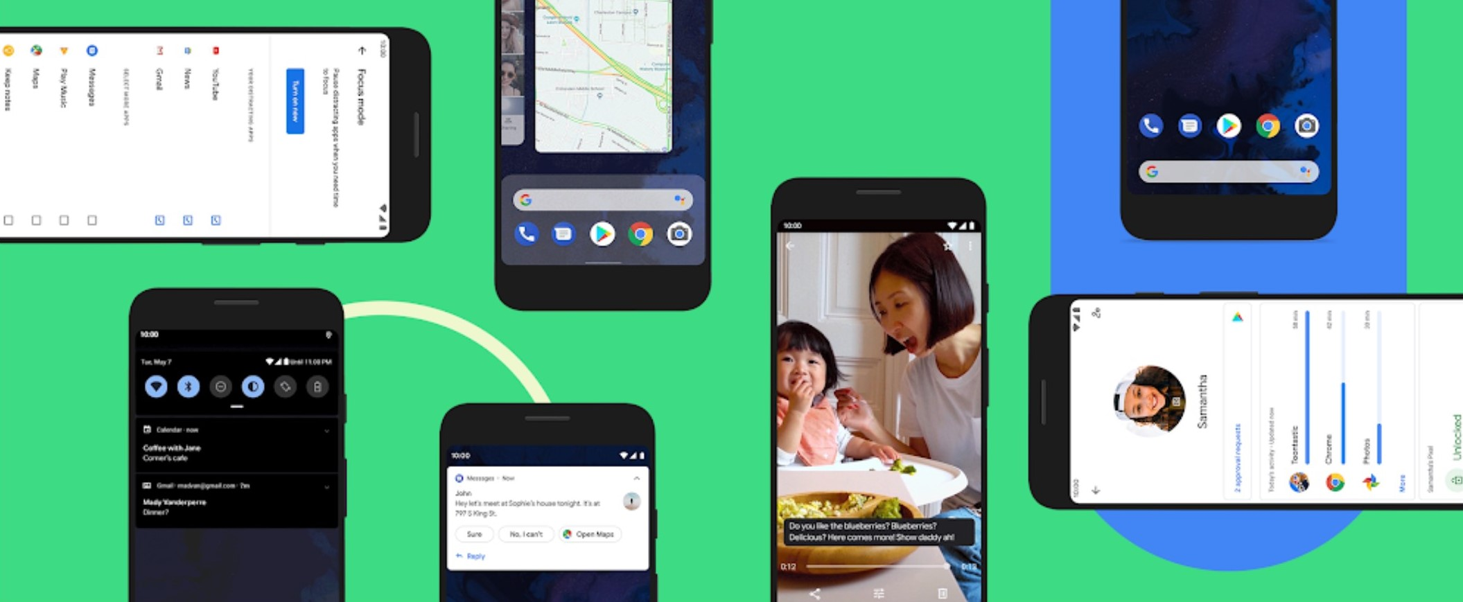 Android 10 dostępny do pobrania na smartfony Google Pixel, Essential Phone i Redmi K20 Pro