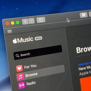 Apple Music w przeglądarce wkrótce z odświeżonym wyglądem i innymi zmianami 19