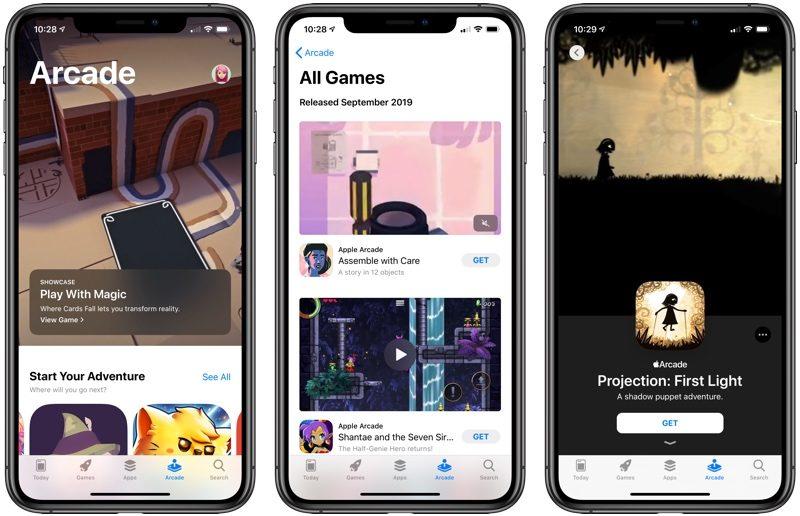 Wirtualne światy w Apple Arcade zostały otwarte dla wybrańców