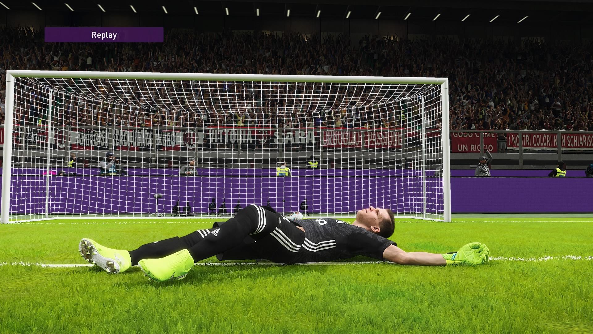 Forma podtrzymana - recenzja eFootball Pro Evolution Soccer 2020