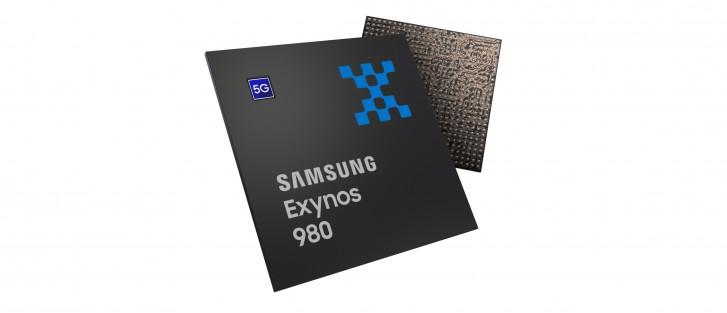 Samsung wprowadza 5G do smartfonów ze średniej półki - oto procesor Exynos 980 21