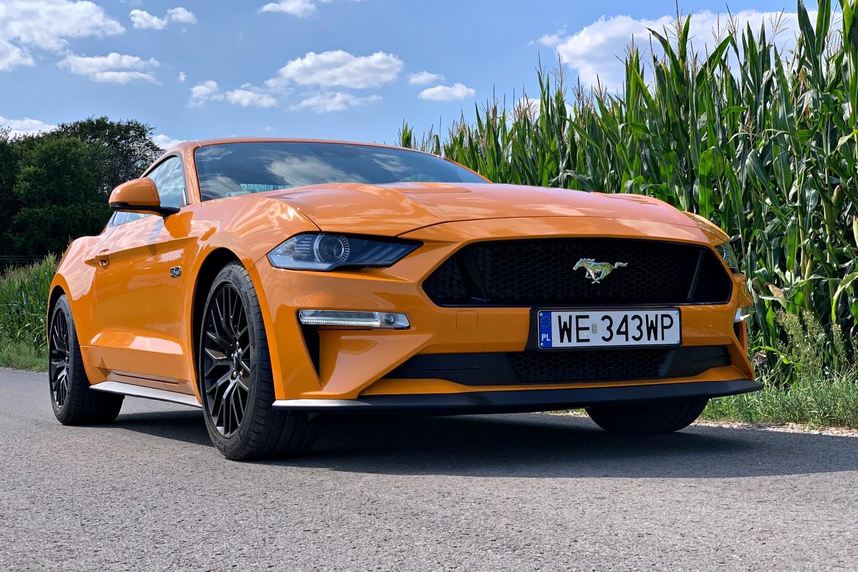 To wciąż Ford Mustang? Nowa generacja jako hybryda z napędem na cztery koła