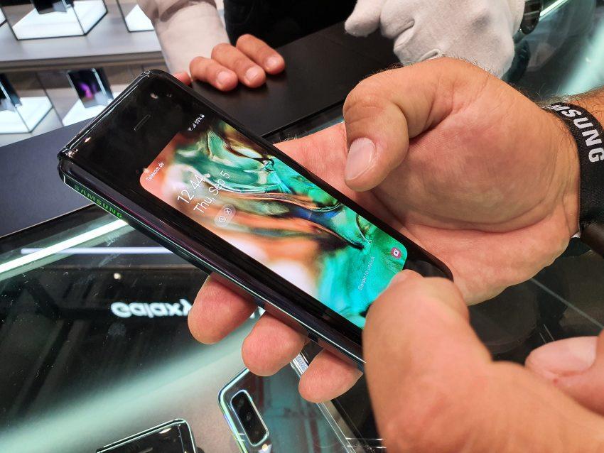Samsung Galaxy Fold - smartfon, który rozkłada przed nami skrzydła przyszłości 17