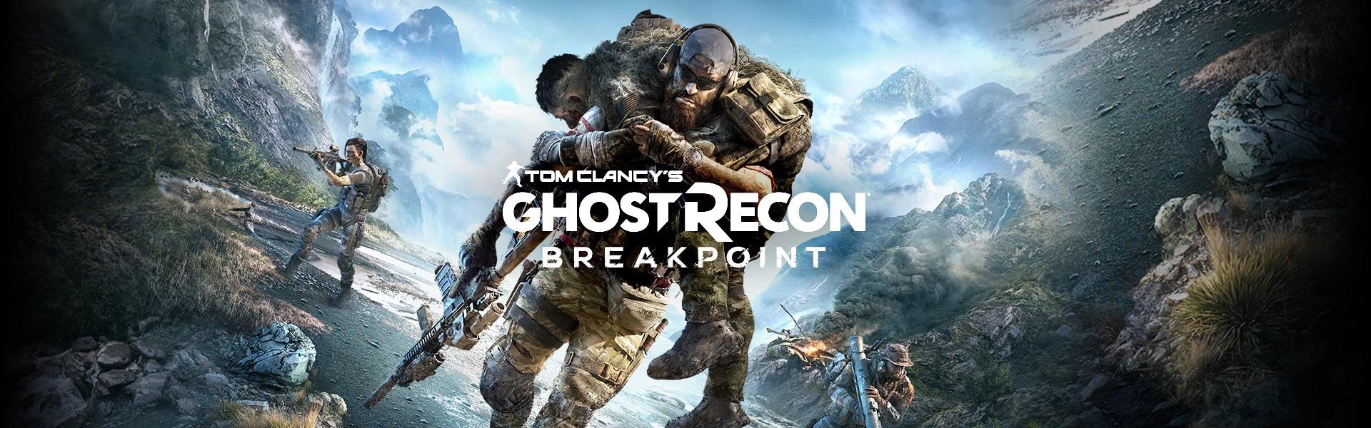 Otwarta beta Ghost Recon Breakpoint już za tydzień 23