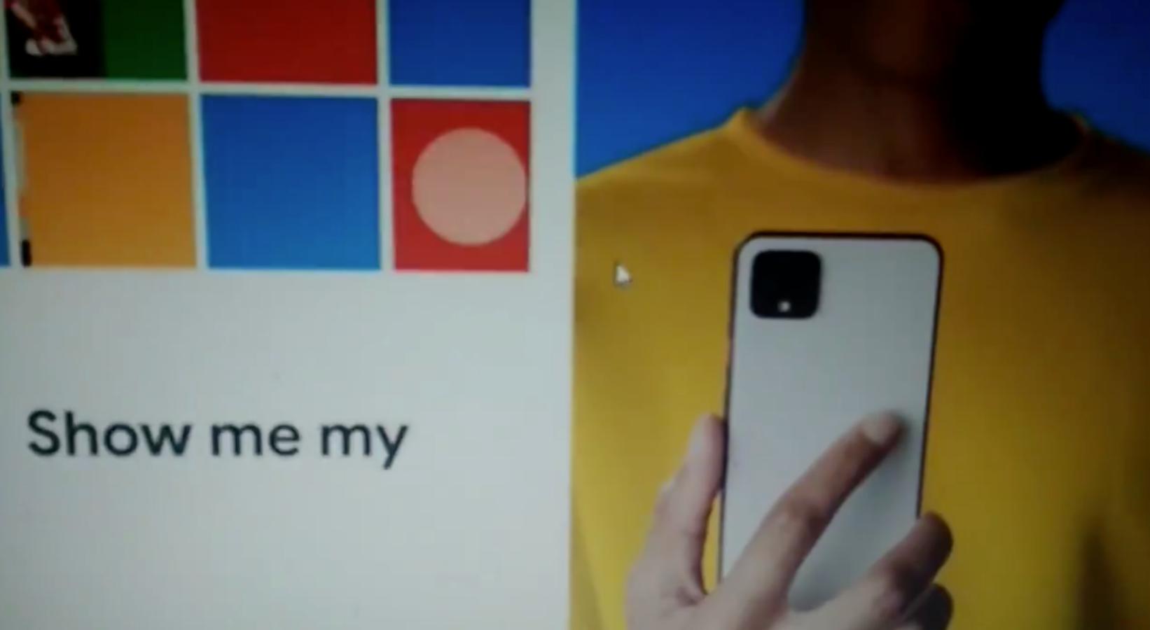 Google Pixel 4 na filmie reklamowym. Wśród nowości sterowanie gestami w powietrzu
