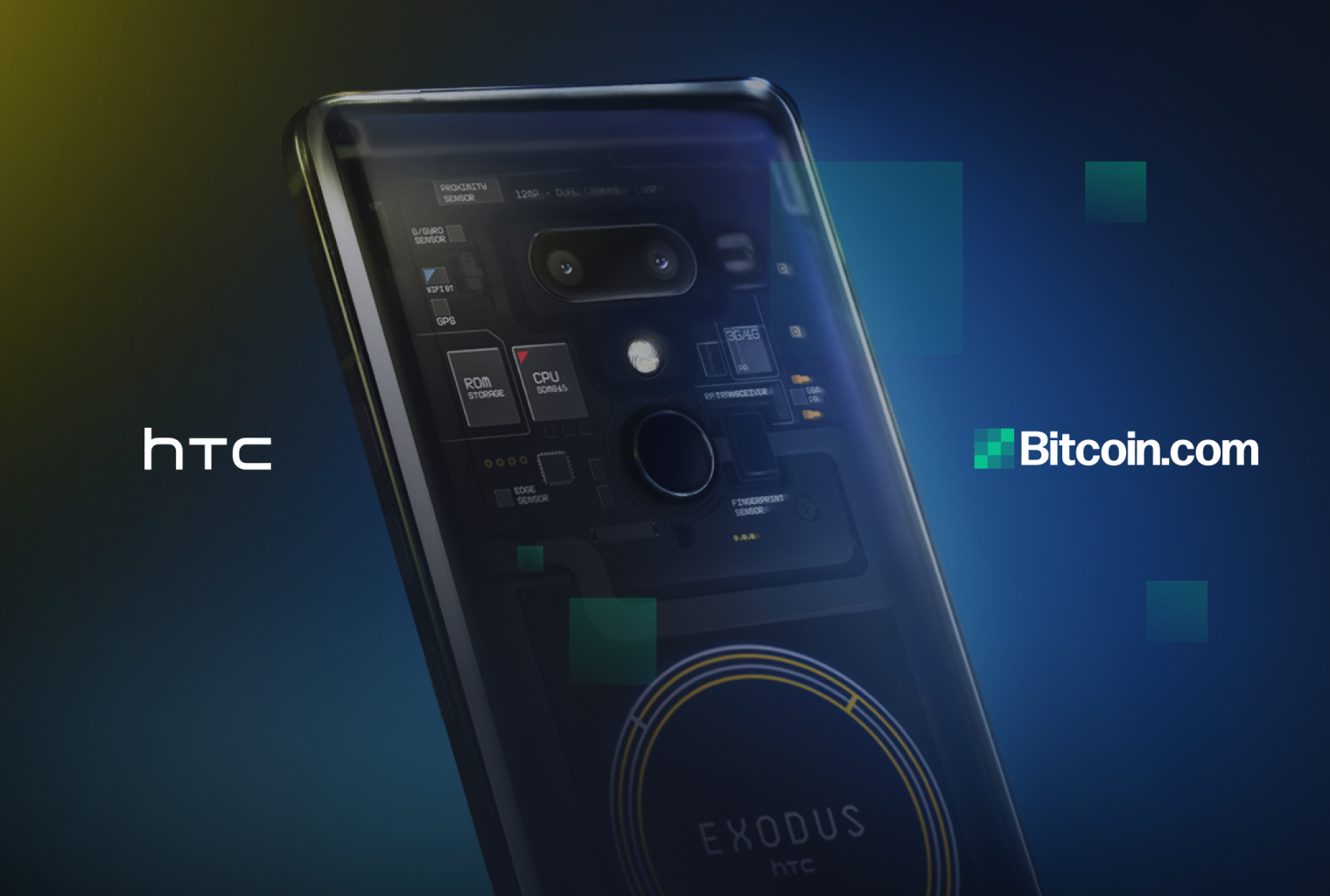 Nowy prezes i umowa z Bitcoinem - te zmiany mają pomóc HTC