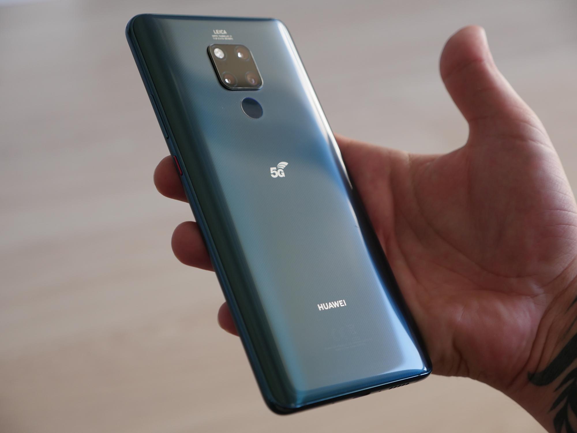 Huawei sprzedał więcej smartfonów z modemem 5G niż Samsung 20