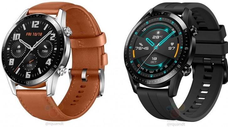 Watch GT 2 może być pierwszym smartwatchem Huawei z serii GT, przez który będzie można rozmawiać