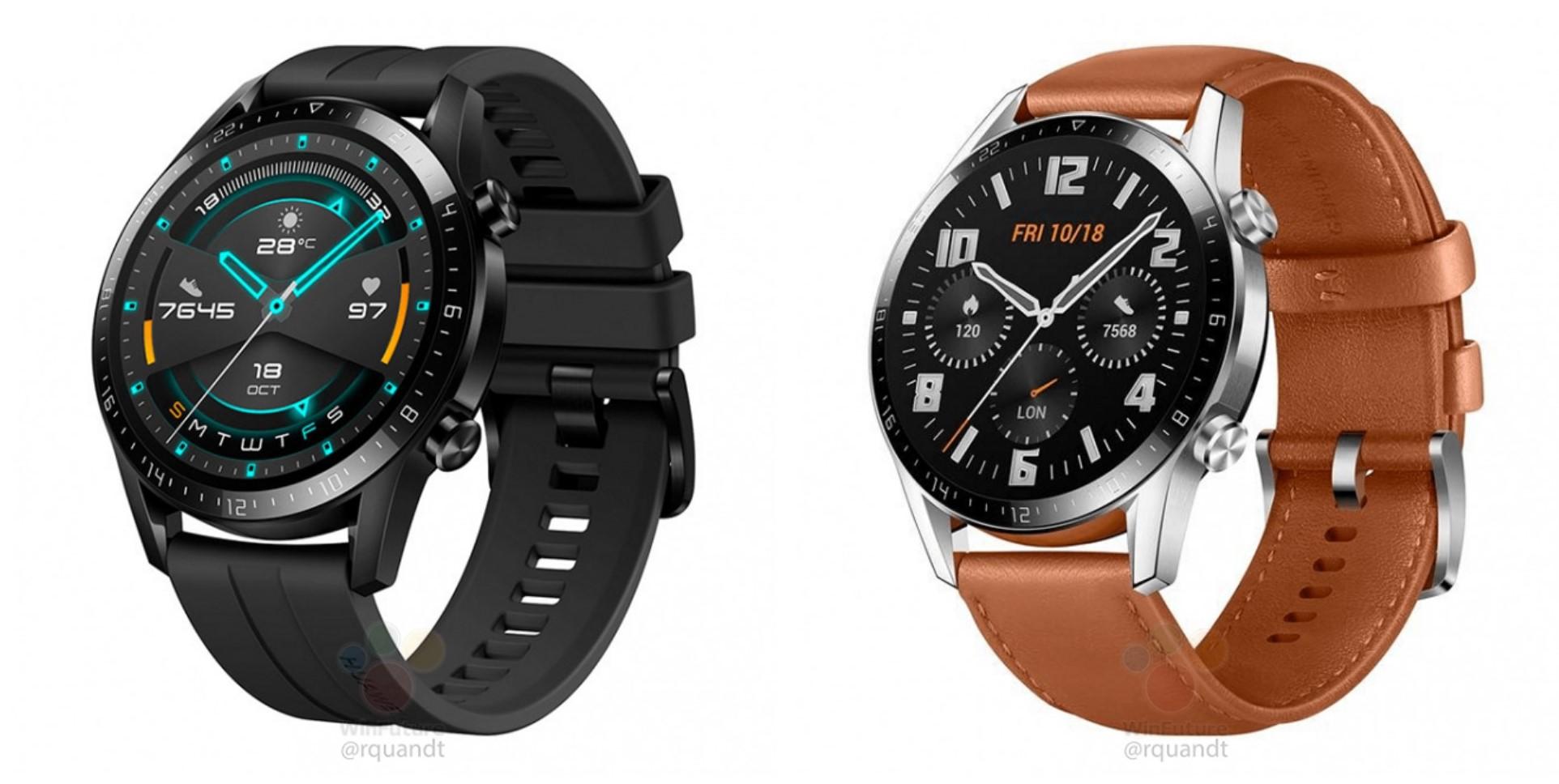 Tak będzie wyglądał nowy smartwatch Huawei Watch GT 2 17