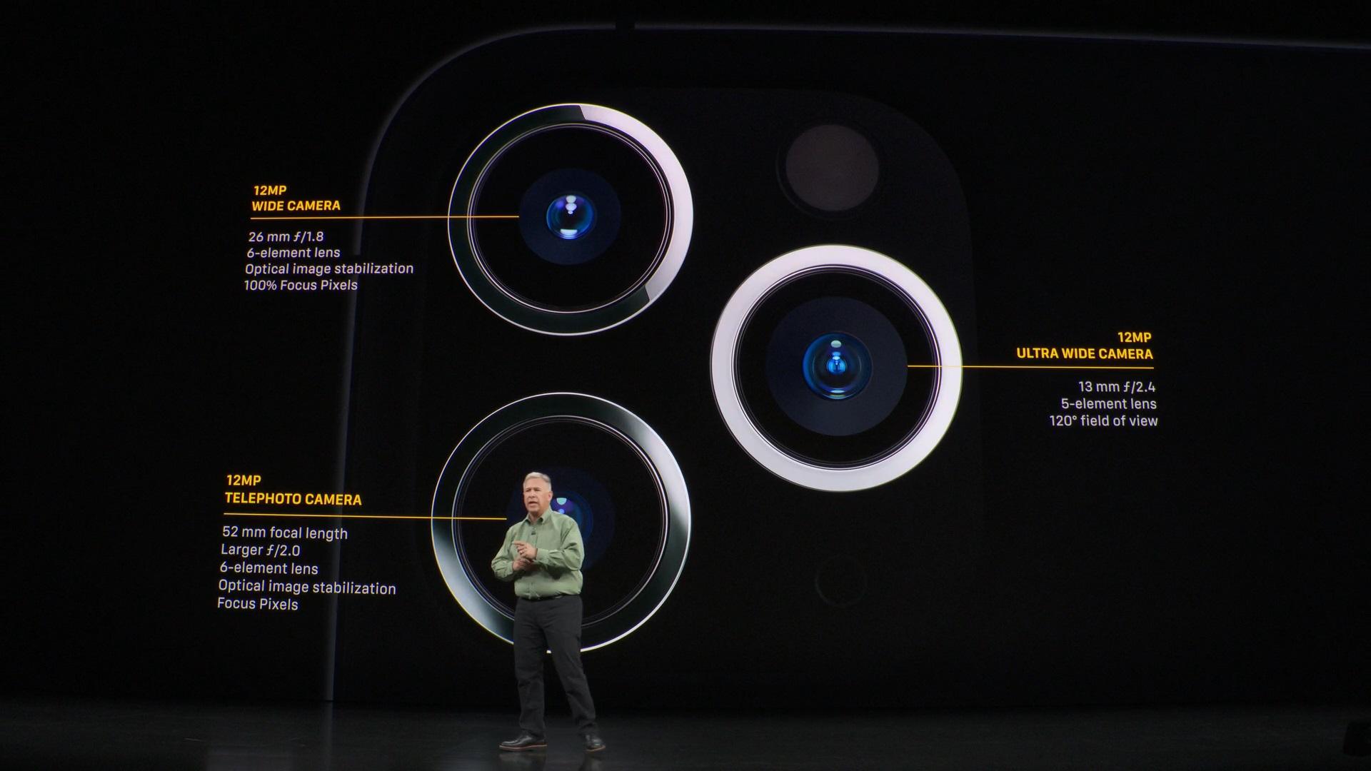 iPhone 11 Pro i iPhone 11 Pro Max - tymi smartfonami Apple chce podbić serca wymagających klientów 14